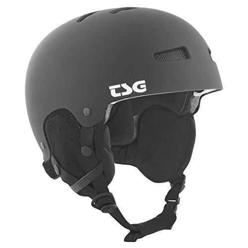 tsg-helm-gravity-solid-color-flat-black-l-xl-750089