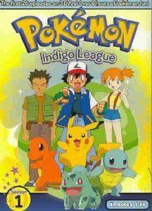 Pokémon: Indigo League - Season One, Part 1