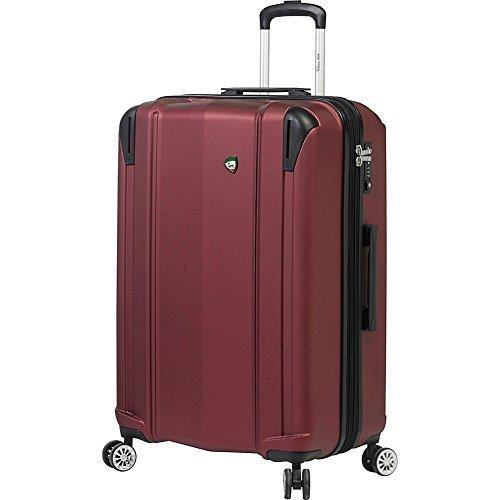 hontus-navelli-hardside-24-inch-luggage-burgundy