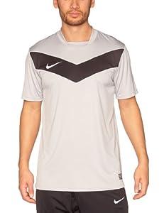 Nike Herren Shirt Victory Gameday Short Sleeve Jersey, Grau/Schwarz, L, 413146-070
