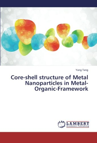 Core-shell structure of Metal Nanoparticles in Metal-Organic-Framework