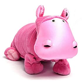 Zoobie Blanket Hada the Hippo