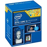Intel Processeur Core i5-4690K - 3.5GHz - Haswell HE - 1056 Socket - Version Boite