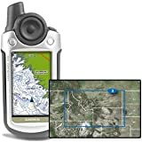 Garmin Colorado 400I Inland Lake Topo Bundle - 100K Mountian North West
