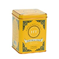 Harney & Sons HT Peaches and Ginger Tea - 20 Sachet Tin (40 gram)