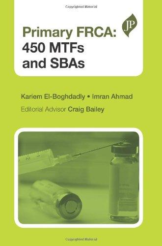 Primary Frca:450 Mtfs And Sbas
