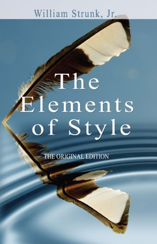William Strunk Jr. - The Elements of Style (Original Edition)