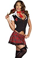 Dreamgirl After School Special School Girl Costume