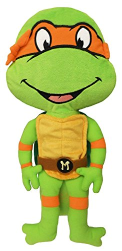 Jay At Play Teenage Mutant Ninja Turtles Seat Pets (Michelangelo) - 1