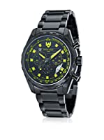 Swiss Eagle Reloj de cuarzo Man Se-9062-77 Negro 47 mm