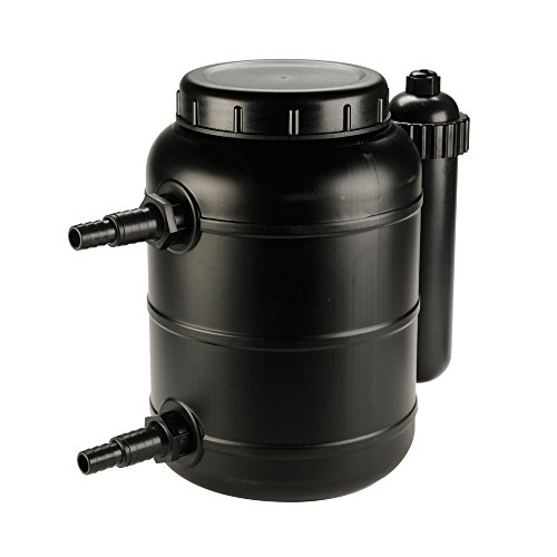 Totalpond complete pond filter with uv clarifier best for Best small pond filter
