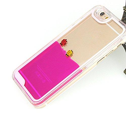 Forepin® Klar Transparent Hart Plastik Schutzhülle für iPhone 6 Plus 5.5