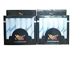 Krayonz Mens Handkerchiefs-10012000600