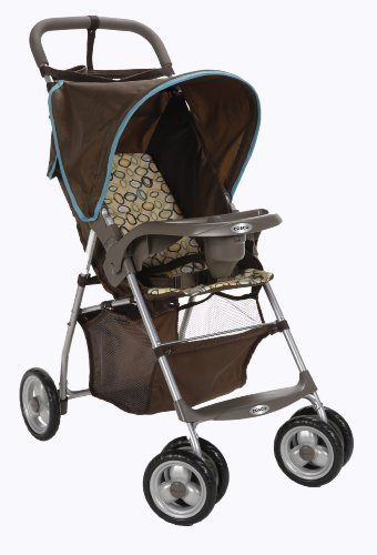 Great Features Of Cosco Umbria Stroller, Moonstone Dot