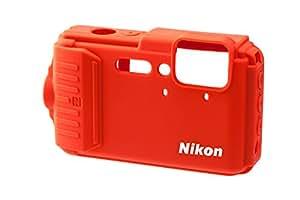 Nikon シリコンジャケット オレンジ CF-CP002OR