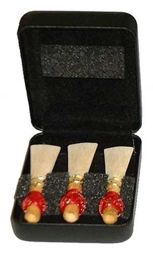 Hodge Bassoon Reed Case (3 Reeds)