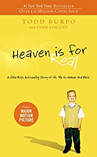 Heaven Is For Real: A Little Boy's Astounding Story Of His Trip To Heaven And Back by Todd Burpo ebook deal