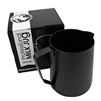 Rhinoware Black Milk Pitcher - Choose from 3 sizes! (32oz)