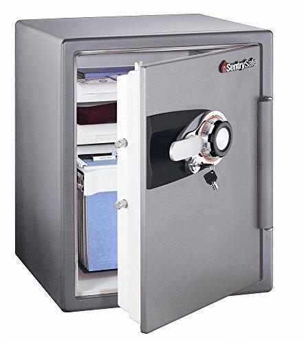 Sentrysafe Os5449 Safe Fire-Safe Combination Safe, 2.0 Cubic Feet, Gunmetal Gray