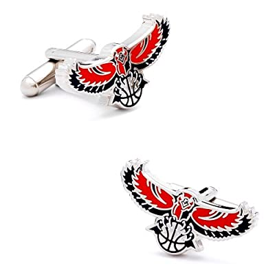 NBA Atlanta Hawks Cufflinks