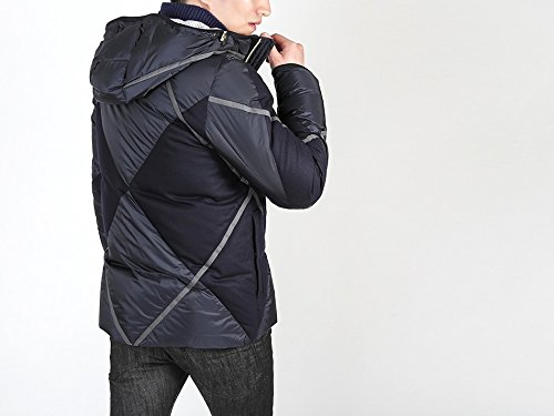 Moncler Men's Paneled Goose Down Jacket