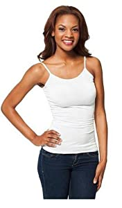 Modbod Casual Fashion Camisole - Extra Length - Layering or Slimming Fit Cami