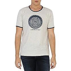 LAWMAN PG3 Men's Cotton T-SHIRTS