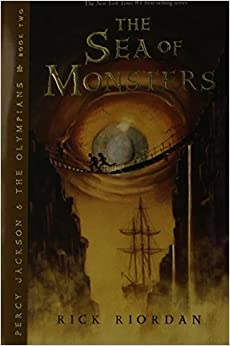 The sea of monsters book