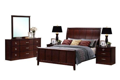 Modern King Bedroom Set 50 front