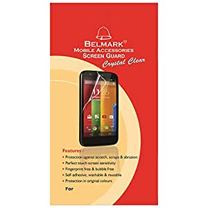 BELMARK Clear Screenguard for Micromax A102 Cnvs Doodle 3