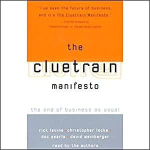 The Cluetrain Manifesto Hörbuch