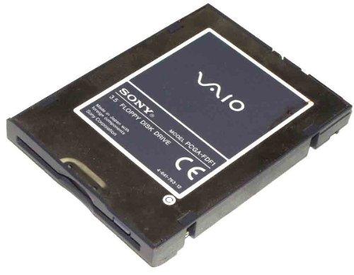 Sony - Disk drive - Floppy Disk ( 1.44 MB ) - Floppy - external