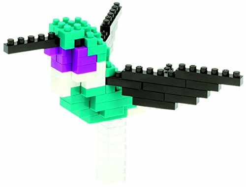 Nanoblock Humming Bird - 1
