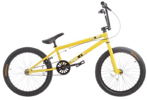 Framed Forge BMX Bike Yellow/Black 20
