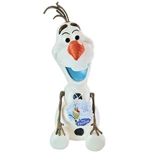 Disney Frozen Olaf 10 Molded Coin Bank for Kis by FreeShipping