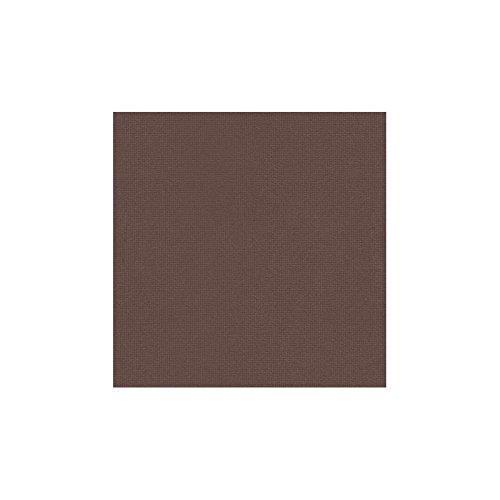 Polsterstoffe - Möbelstoffe - Optima CS - Trevira CS - Uni - Braun - MUSTER
