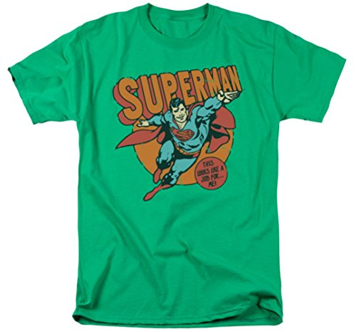 Superman: Job For Me T-Shirt
