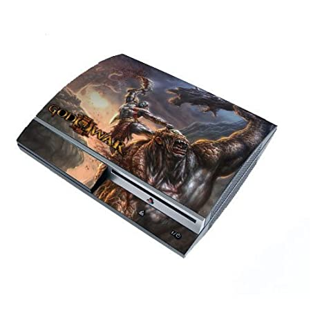 God War PS3 Playstation 3 Body Protector Skin Decal Sticker, Item No.PS30853-72