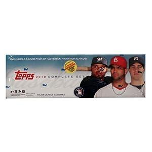 MLB 2010 Topps MLB Factory Set - Retail (661 cards)