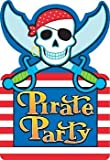 Pirate Party Postcard Invites (Supplies 8)