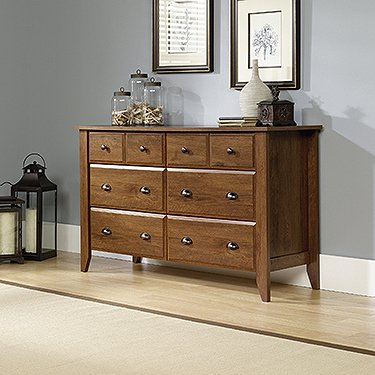 sauder-shoal-creek-dresser-oiled-oak