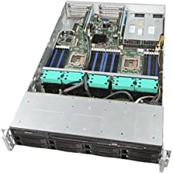 Intel Server 8-Port SATA/SAS Hot Swap Backplane F2U8X35HSBP