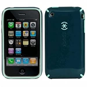Speck Products CandyShell Case for iPhone 3G, 3GS (Juju Julep Green)