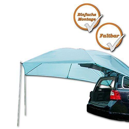 Sonnensegel-frs-Auto-200cm-x-300cm-zum-Schutz-vor-Wind-Regen-und-Sonne-blau