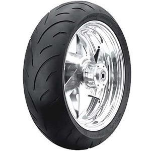 Dunlop Qualifier Performance Radial Rear Tire