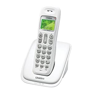 Uniden DECT 6.0 Cordless Phone with Caller ID/Call Waiting DECT1363