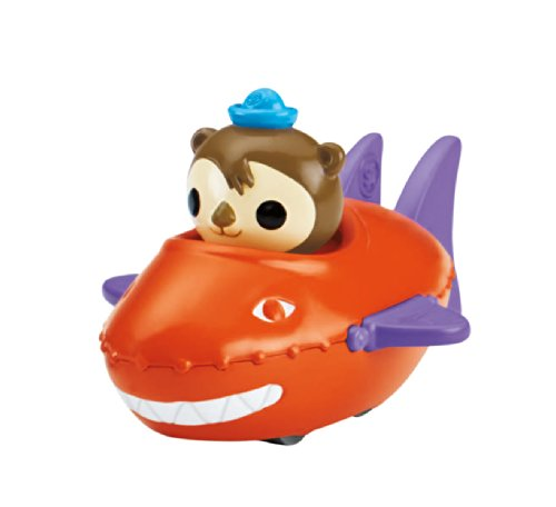 Fisher-Price Octonauts Gup Speeders Gup-B Flying Fish Mode
