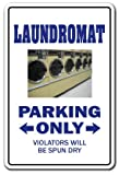 LAUNDROMAT ~Signs~ coin-op washers signs dryer laundry