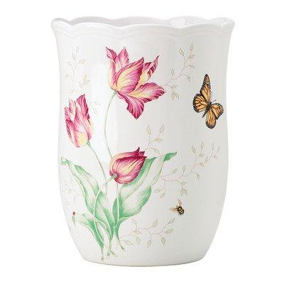 Lenox Butterfly Meadow Waste Basket front-1078887