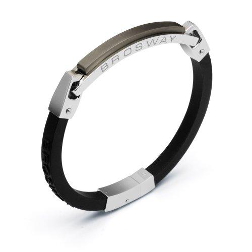 Brosway Unisex Bangle Bracelet Stainless Steel GA29